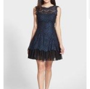 Betsy & Adam fit and flare dress